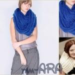 шарфы из Канады