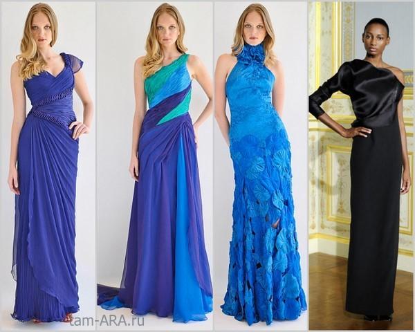 платья от Carlos Miele, Anne Valrie Hash