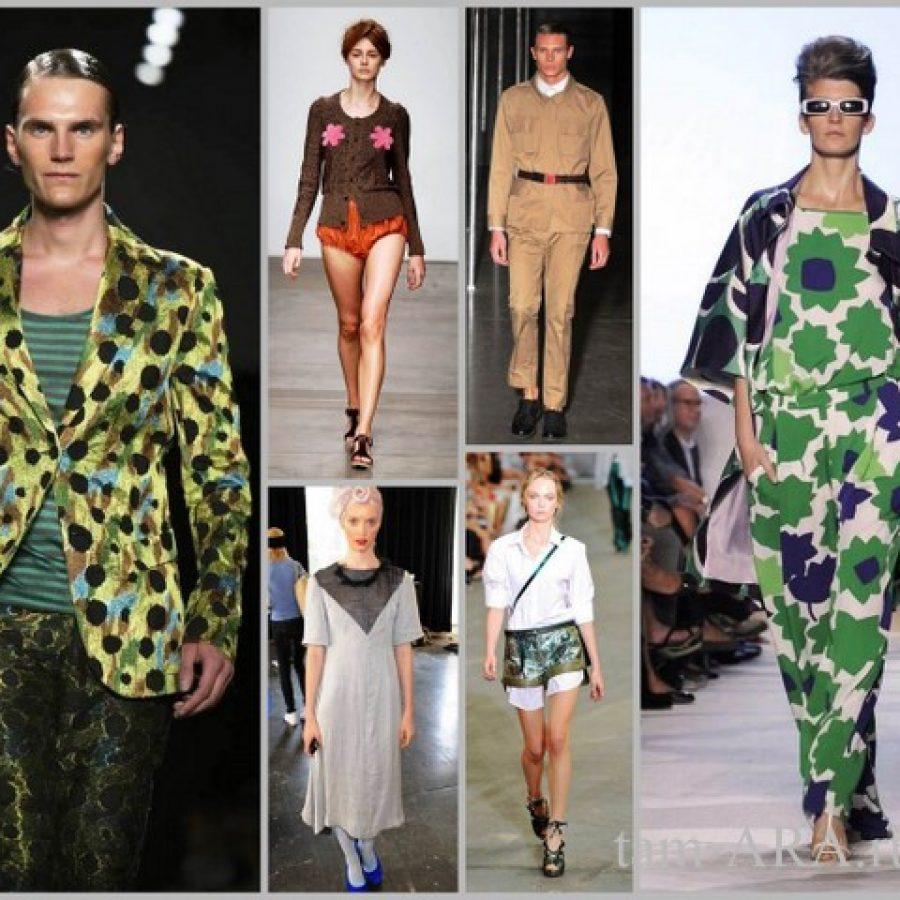 концептуальная мода