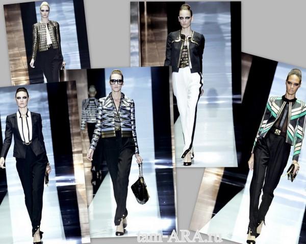 Весенние жакеты: модные тенденции