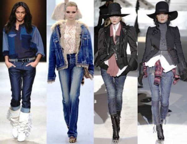 Выбираем правильные джинсы по фигуре