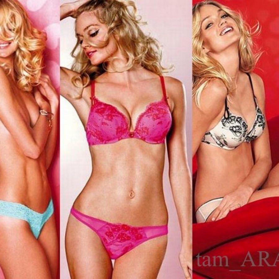 Белье Victoria's Secret - коллекция День святого Валентина