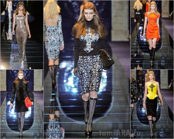 Коллекции одежды осень-зима. Неделя моды в Милане