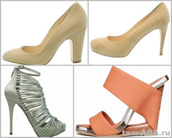 обувные тренды Carlo Pazolin,  Ralph Lauren, Donna Karan