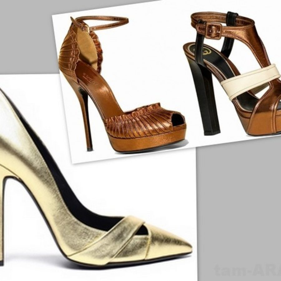бренды Diego Dolcini, Gucci в модной обуви