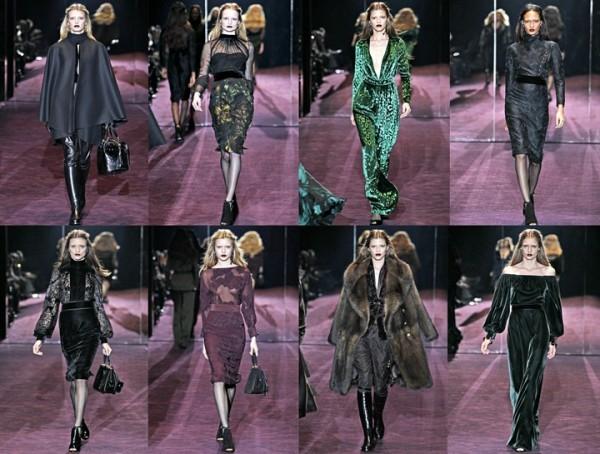 Неделя высокой моды в Милане, коллекции одежды осень-зима