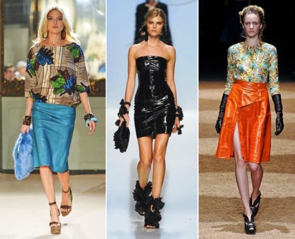 модные тренды весна-лето