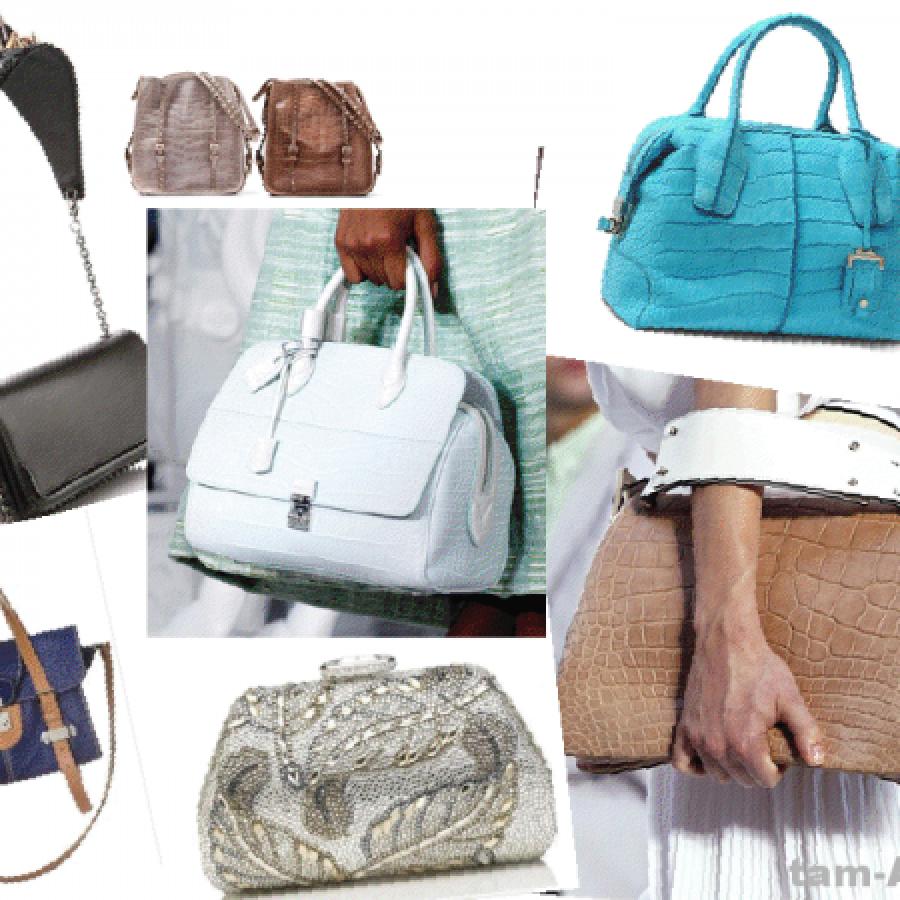 модная сумка 2012 весна-лето