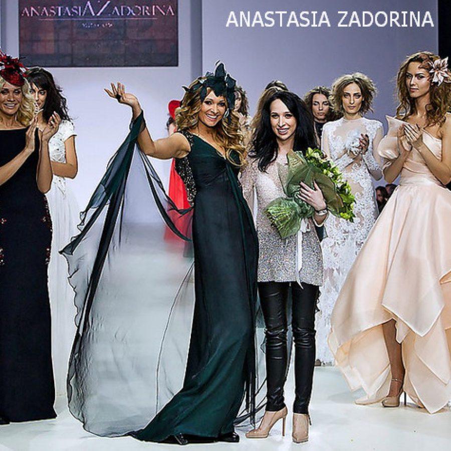 ANASTASIA ZADORINA Volvo Fashion Week 2012