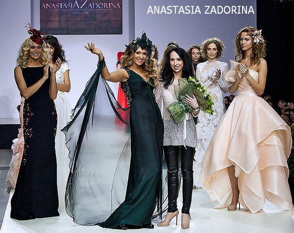 ANASTASIA ZADORINA Volvo Fashion Week 2012