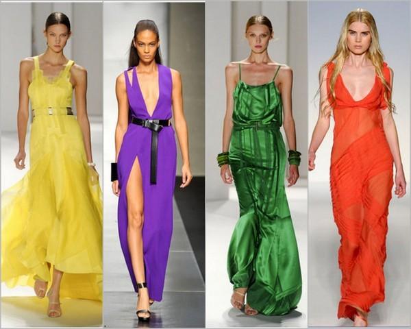 модные сарафаны лето 2012 для самой стильной женщины