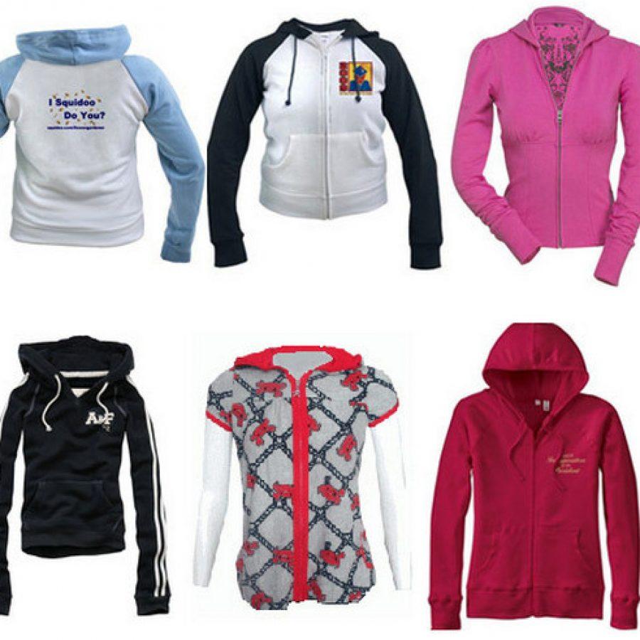 худи, популярные бренды модной одежды