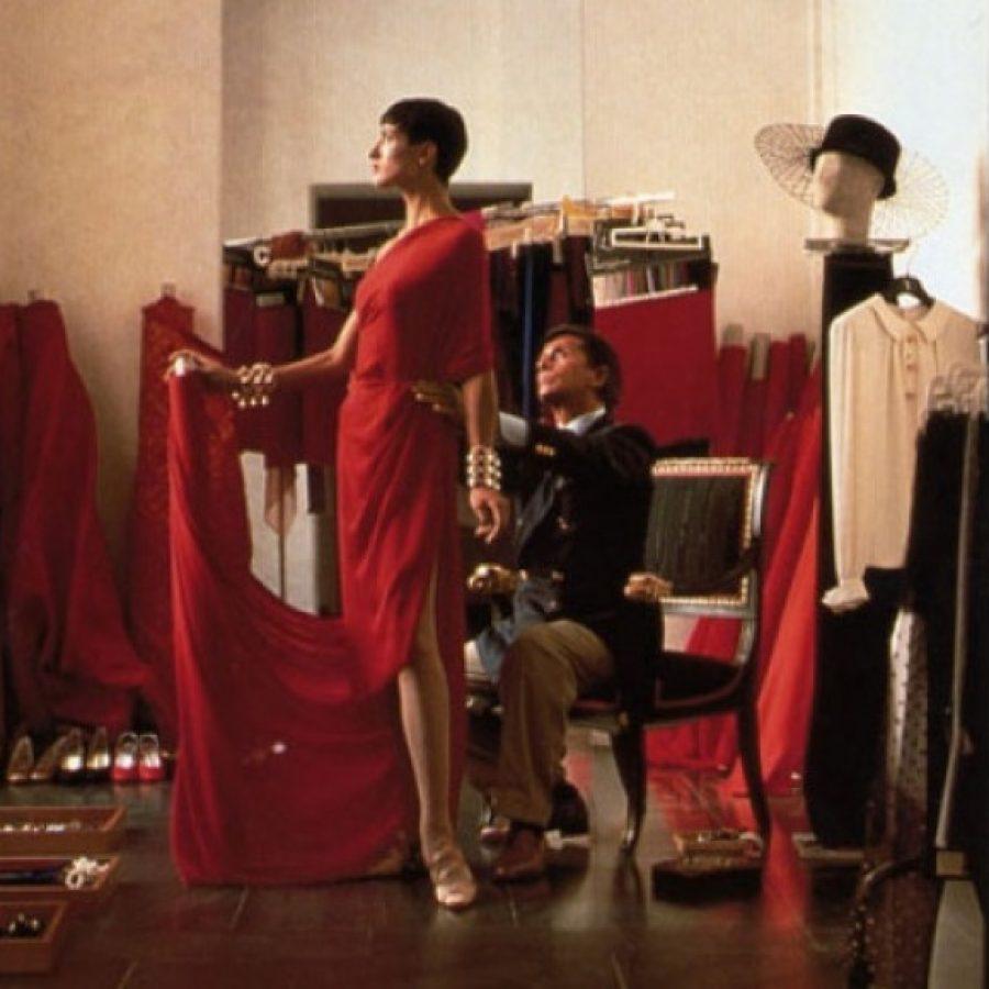 дизайнер одежды Валентино