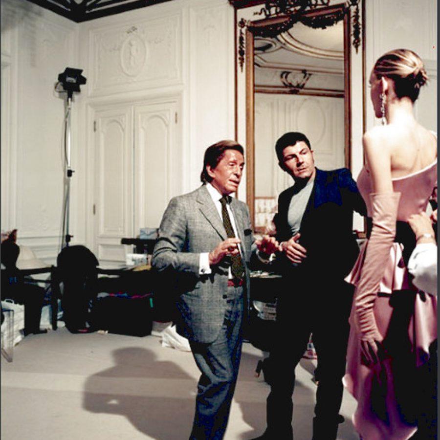 Валентино дизайнер одежды