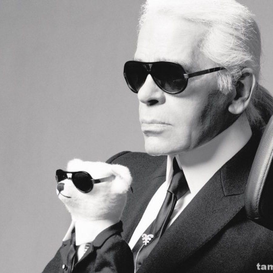 кутюрье Karl Lagerfeld, Карл Лагерфельд