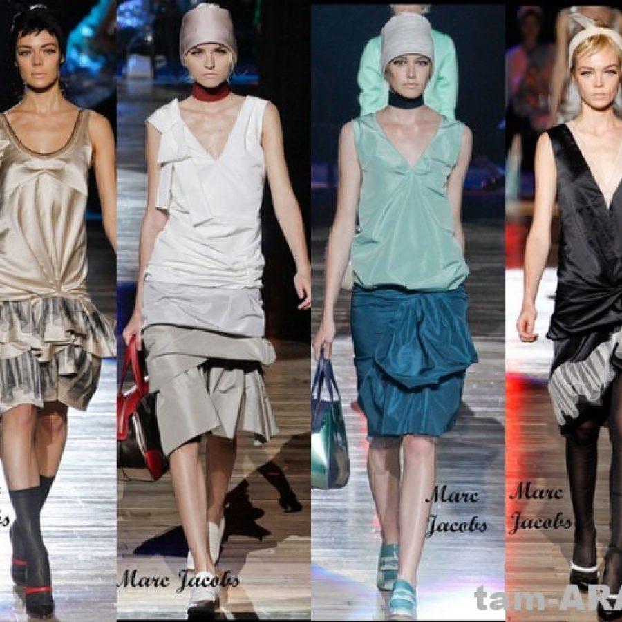 стиль арт-деко, модные тенденции сезона лето2012