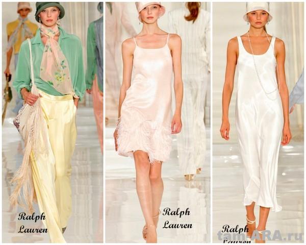 модные тенденции сезона, арт-деко