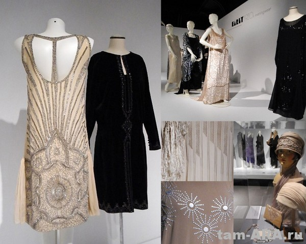 Модные тенденции сезона стиль арт-деко