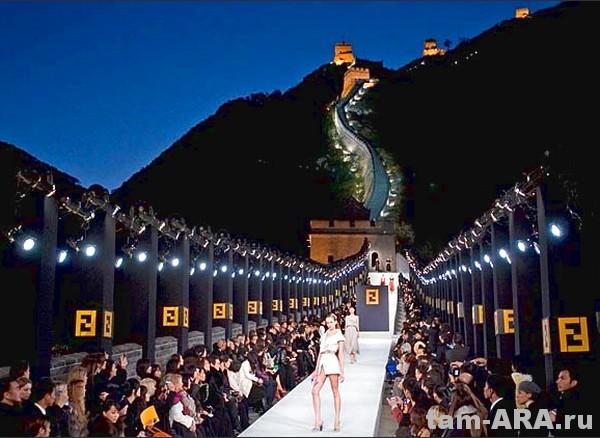 модный бренд Fendi в мире итальянского шика