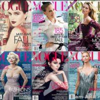 Глянцевый журнал о моде и о жизни - Vogue