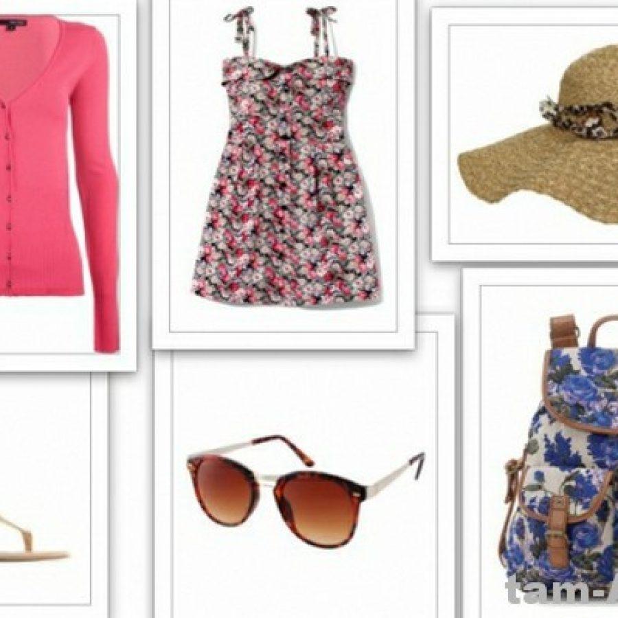 одежда в путешествии модно и стильно
