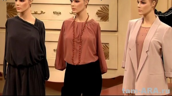Базовый гардероб женщины элегантного возраста
