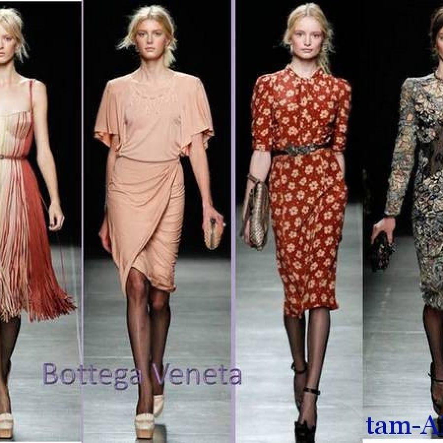весна-лето 2013, неделя моды в Милане Bottega Veneta