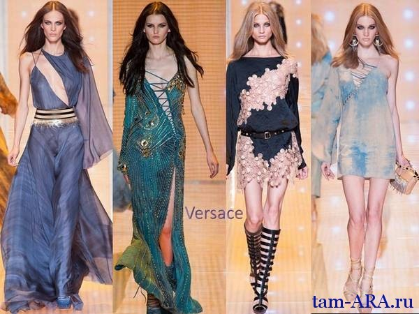 Неделя моды в Милане, весна-лето