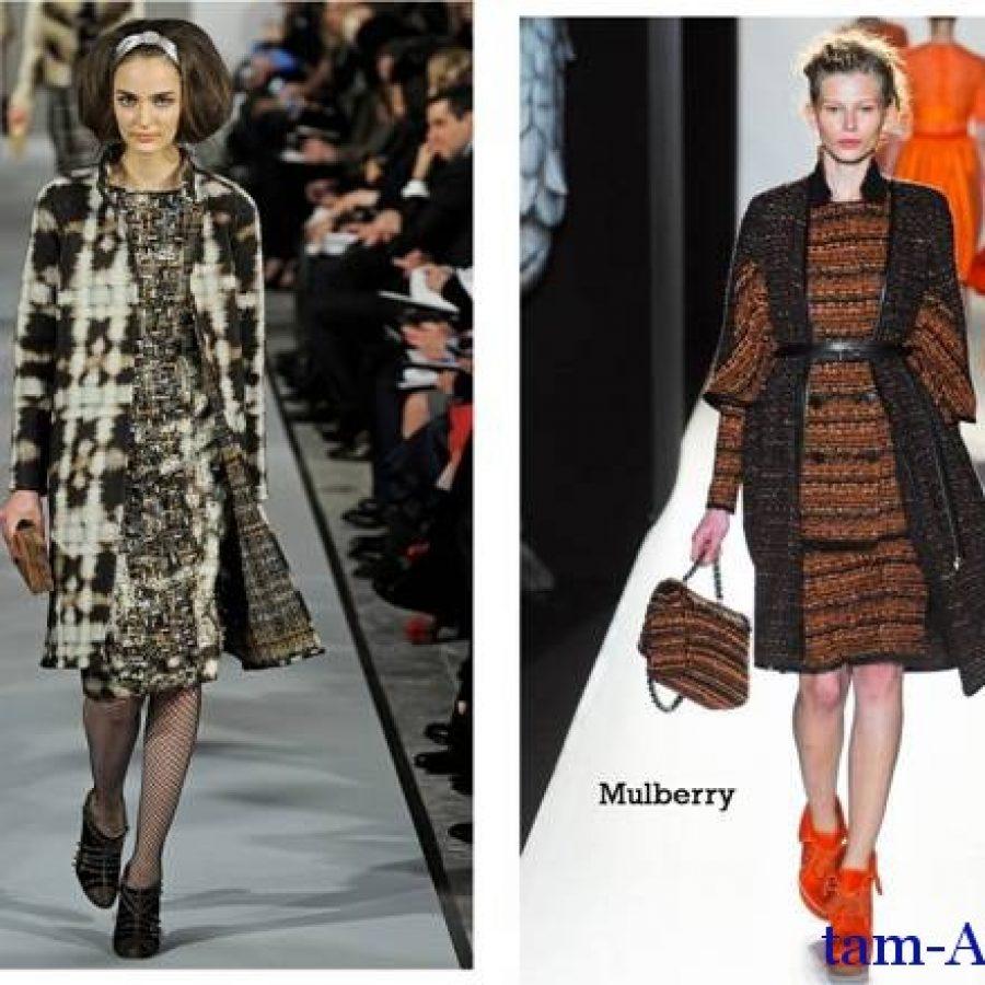 модные кардиганы в коллекциях дизайнеров одежды