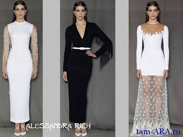 Коллекция весна-лето 2013 от Alessandra Rich