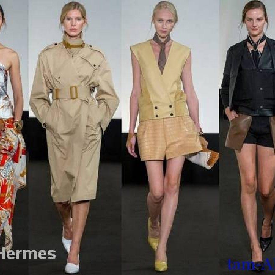 неделя моды в Паритже, весна-лето 2013 Hermes
