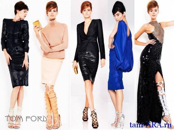 Tom Ford  весенне-летняя коллекция 2013