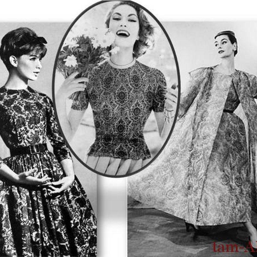 пейсли – огуречный узор в моде