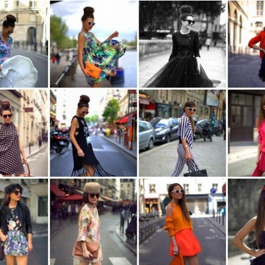 Одри Лейтон Роджерс блогер с хорошим вкусом и чувством стиля