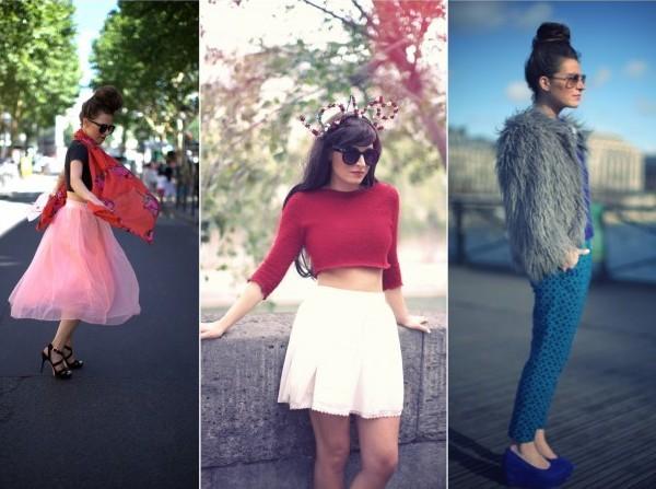 Одри Лейтон Роджерс модный блогер с хорошим вкусом