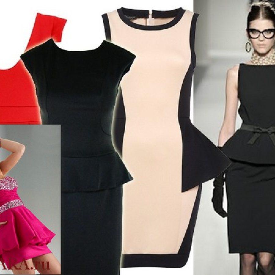 коктейльные платья для вечеринки