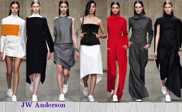 Неделя моды в Лондоне  JW Anderson