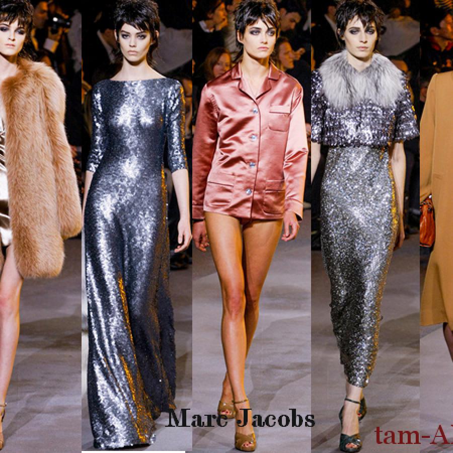 Marc Jacobs (Нью-Йорк, 12.02.2013)