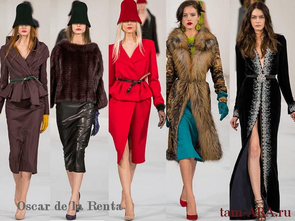Новые образы нью-йоркской недели моды title=