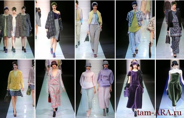 Эксклюзив миланской недели моды