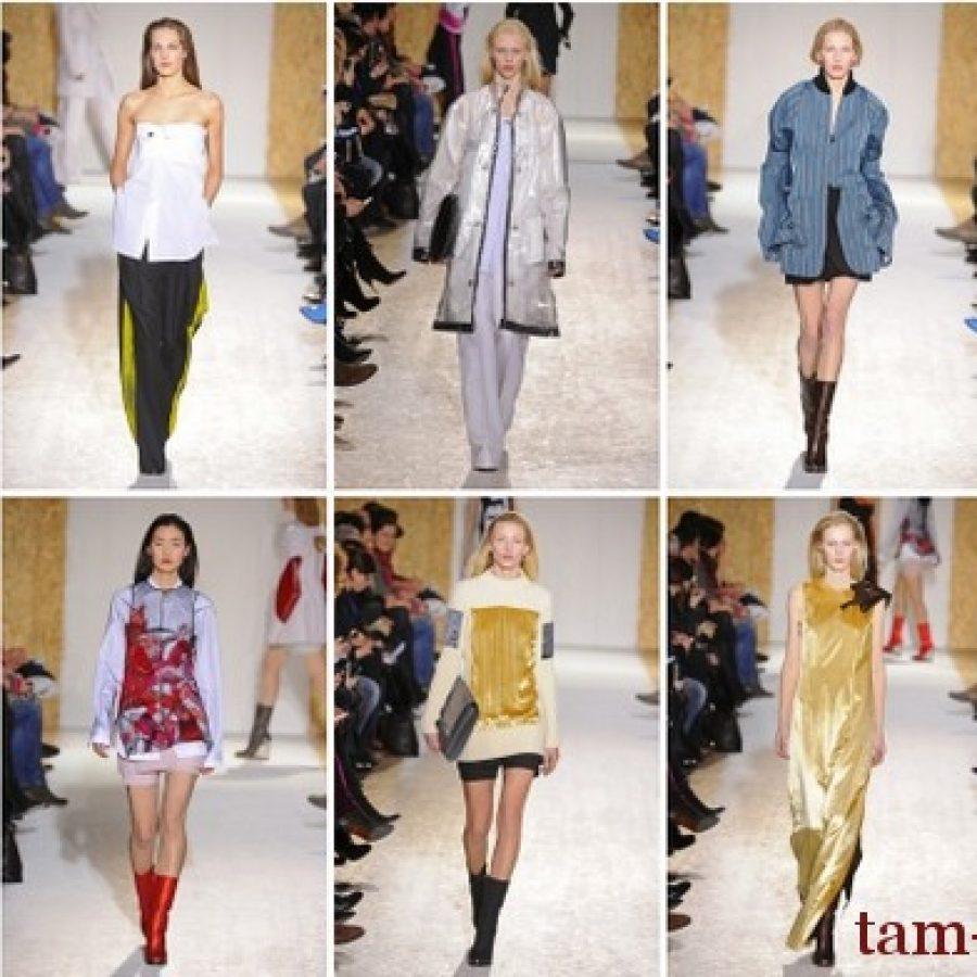 неделя моды в Париже, коллекция сезона осень-зима 2013/14 Maison Martin Margiela