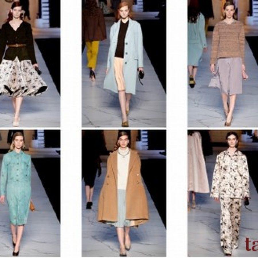 Rochas Неделя моды в Париже осень-зима 2013-2014
