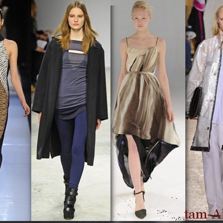 неделя моды в Париже, коллекции сезона осень-зима 2013/14
