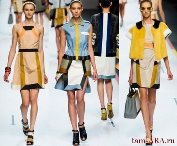 Летний эксклюзив миланской недели моды