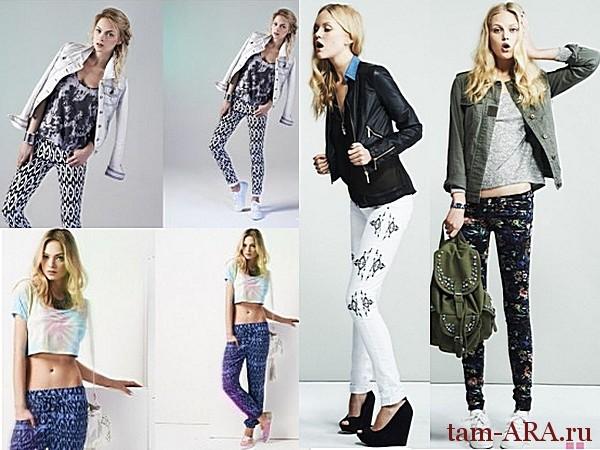Модные леггинсы 2013