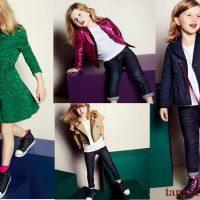 мода для девочек лето