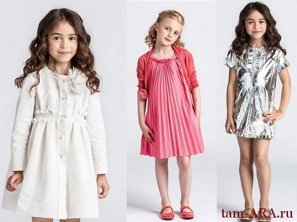 Как стильно одеть ребенка