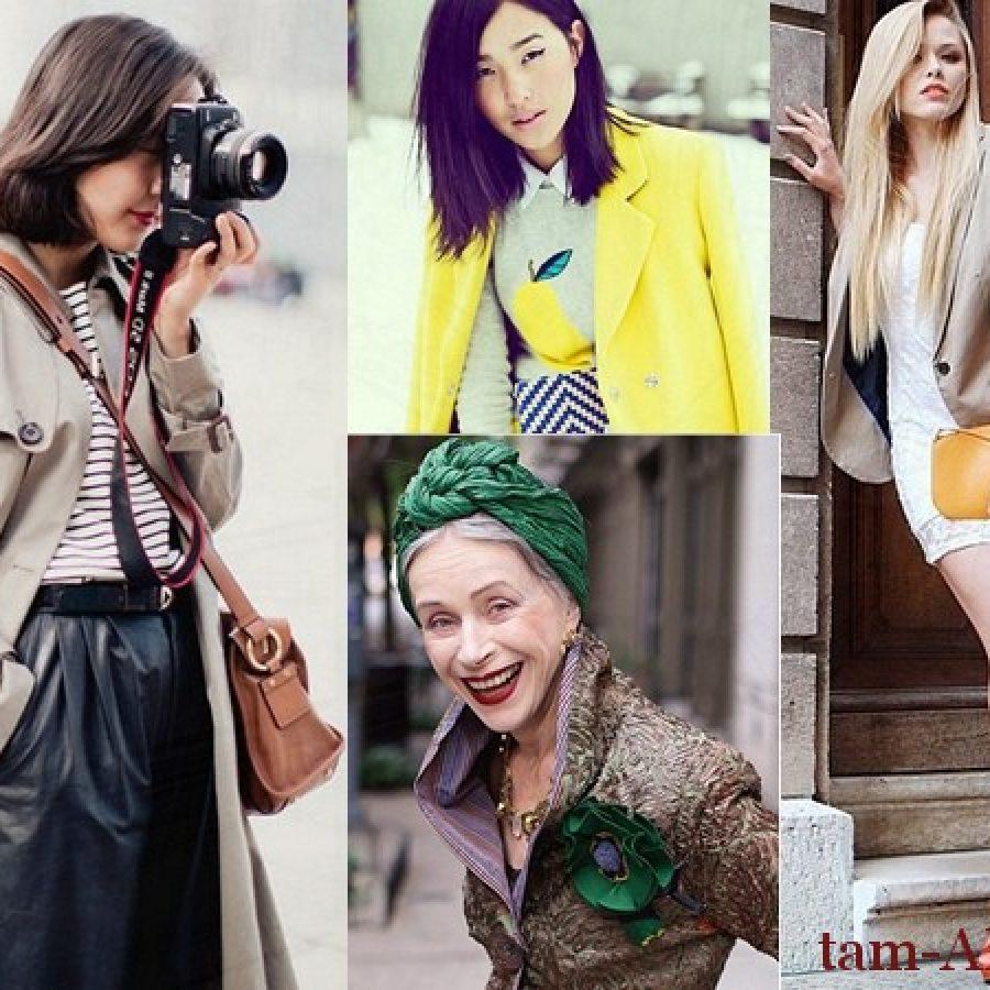 фешенблоггеры стили направления молодежной моды