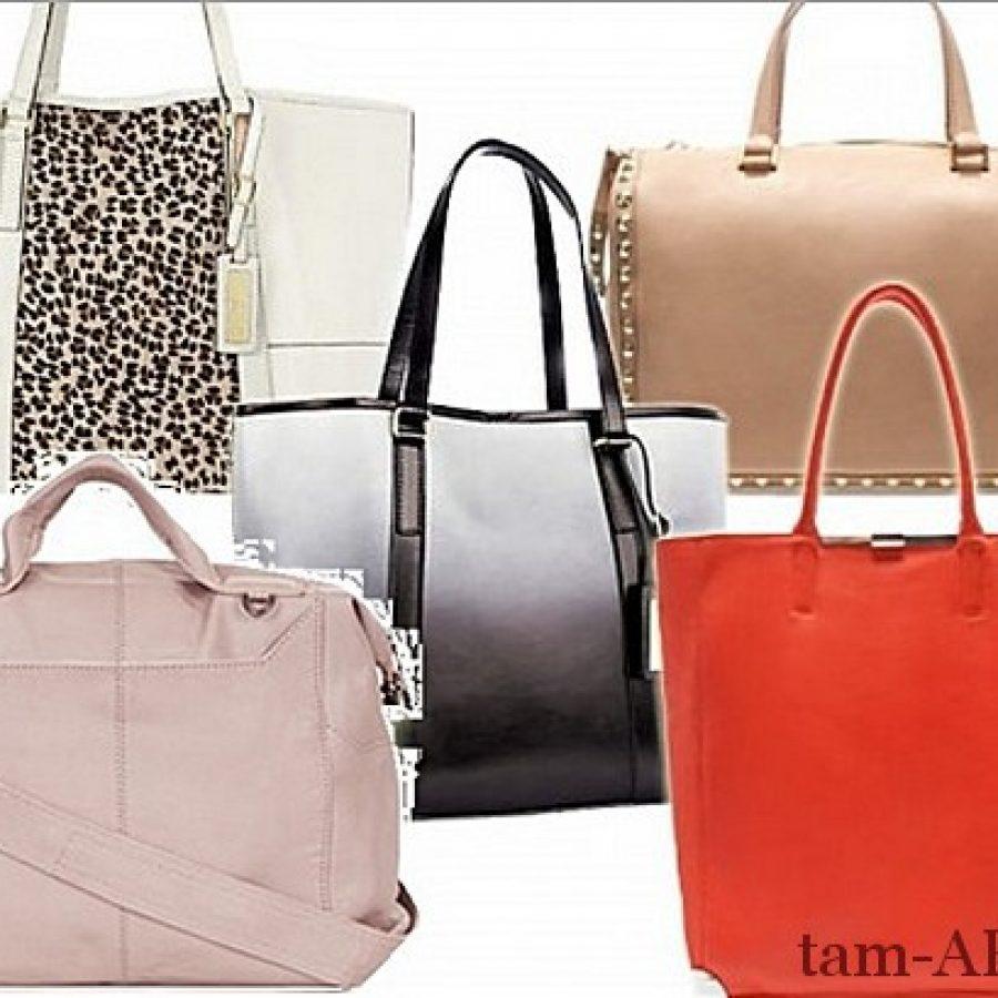 женские сумки на все случаи жизни
