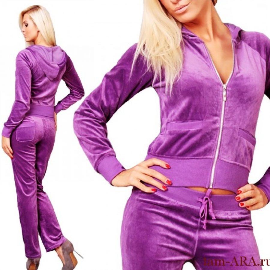 спортивные велюровые костюмы в интернет-магазине